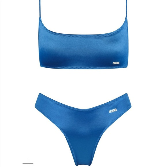 triangl swimwear Other - BNWT Triangl XS Top Small Bottoms MYLOS